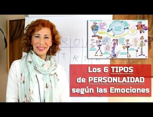 LOS 6 TIPOS DE PERSONALIDAD
